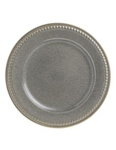 Platou suport argintiu