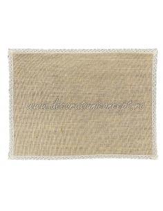 Suport farfurie, textil