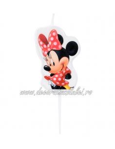 Lumanare 2D Minnie