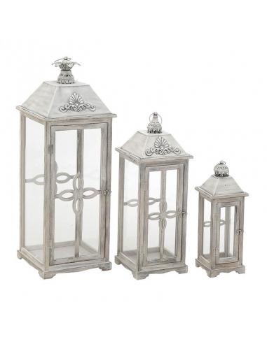 Felinare decorative (3buc/set)