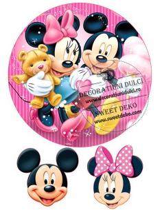 Imagine comestibila Mickey...
